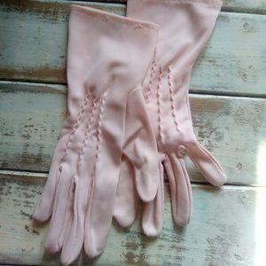 # Blush Pink Vintage 🧤 Gloves